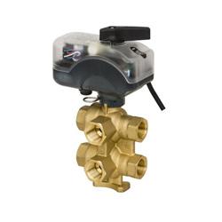 Danfoss pressure independent valves