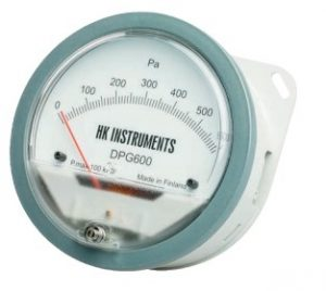 Air Pressure Gauges & Manometers