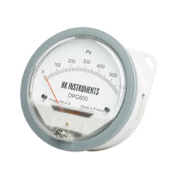 HVAC Air pressure measurement