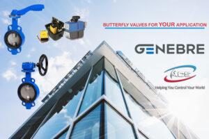 Genebre Butterfly Valves